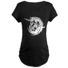 Unicorn Tattoo T-Shirt