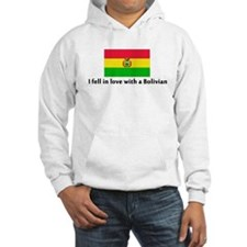 I fell in love with a Bolivia Hoodie