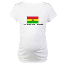 I fell in love with a Bolivia Shirt