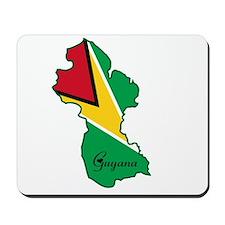 Cool Guyana Mousepad