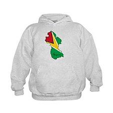 Cool Guyana Hoodie