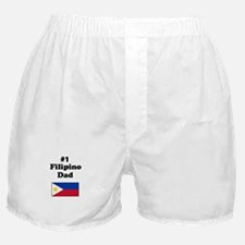 #1 Filipino Dad Boxer Shorts