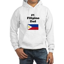 #1 Filipino Dad Jumper Hoody