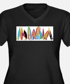 surfboard band Plus Size T-Shirt