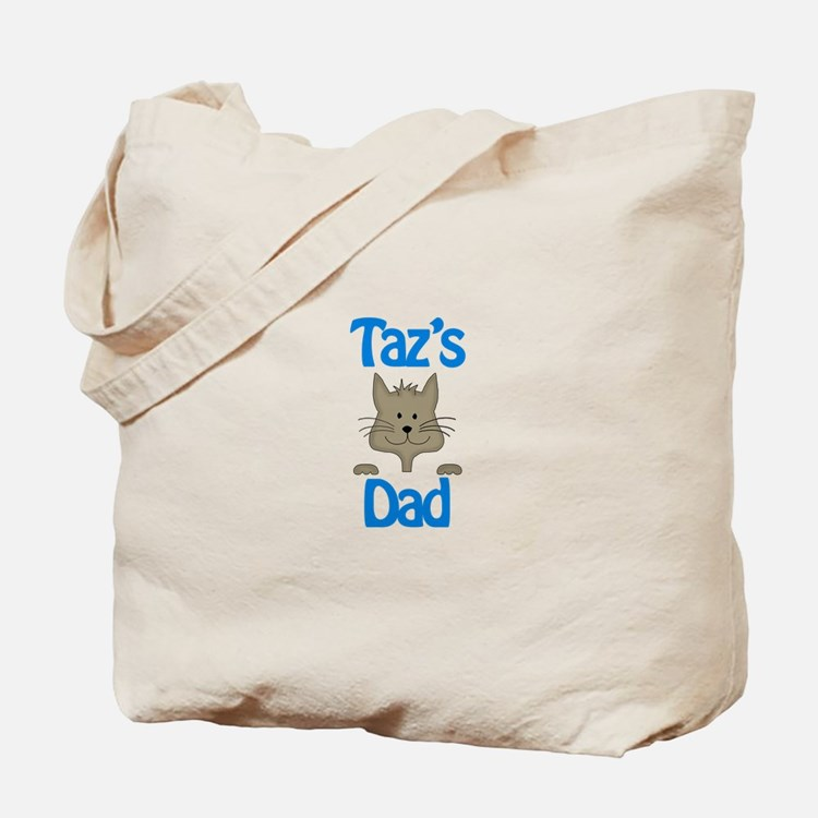 Taz's Dad Tote Bag