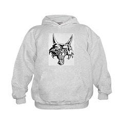 Wolf Tattoo Hoodie