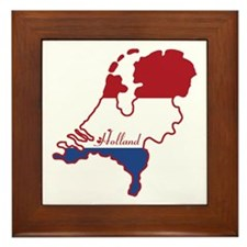 Cool Dutch Framed Tile