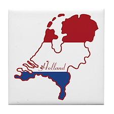 Cool Dutch Tile Coaster