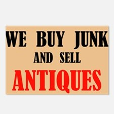 SELL ANTIQUES Postcards (Package of 8)