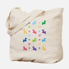 Scottie Designer Tote Bag