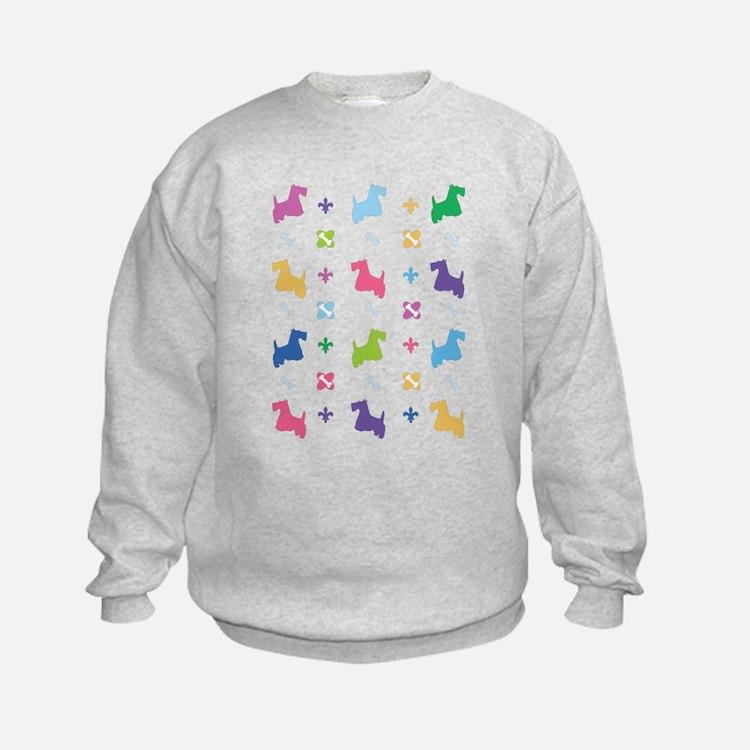 Scottie Designer Sweatshirt