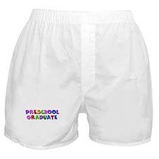Preschool graduate Boxer Shorts