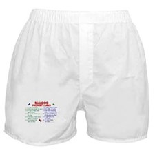 Bulldog Property Laws 2 Boxer Shorts