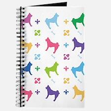 Shiba Inu Designer Journal