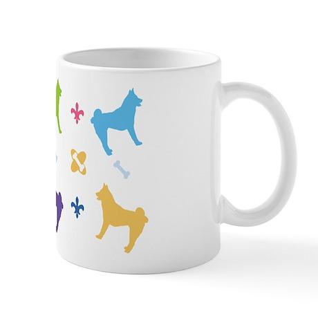 Shiba Inu Designer Mug