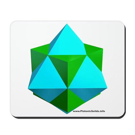 Cube-Octa Mousepad