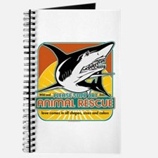 Animal Rescue Shark Journal