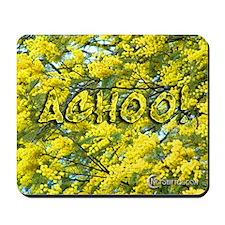 Acacia Sneezes Mousepad
