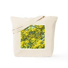 Acacia Sneezes Tote Bag