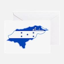 Cool Honduras Greeting Card