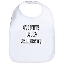 CUTE KID ALERT! Bib