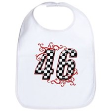 Race Car #46 Bib