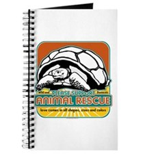 Animal Rescue Turtle Journal