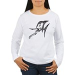 Tribal Elephant Women's Long Sleeve T-Shirt