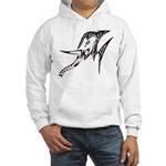 Tribal Elephant Hooded Sweatshirt