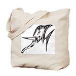 Tribal Elephant Tote Bag