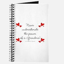 Grandma Power Journal