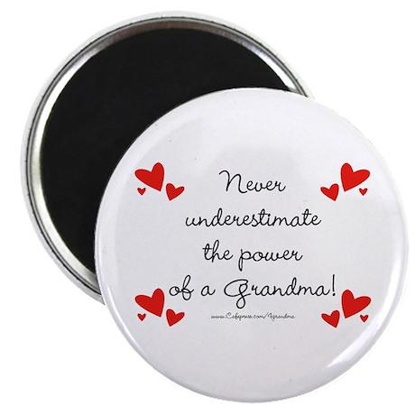 Grandma Power Magnet