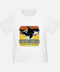 Animal Rescue Whale T