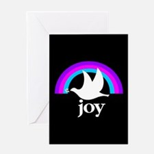 Doves Of Joy Greeting Card