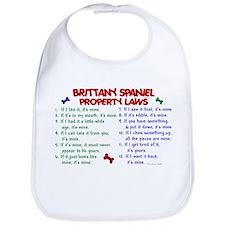 Brittany Spaniel Property Laws 2 Bib