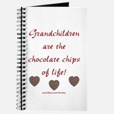 Grandkids & Chocolate Journal