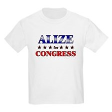 ALIZE for congress T-Shirt