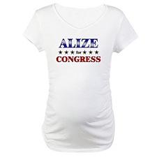 ALIZE for congress Shirt
