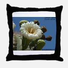Saguaro 5 Throw Pillow