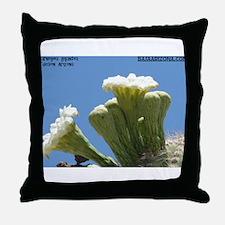Saguaro 6 Throw Pillow
