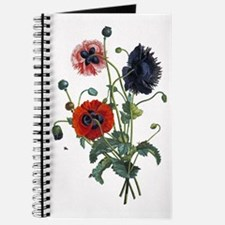 Poppy Art Journal