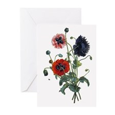 Poppy Art Greeting Cards (Pk of 20)