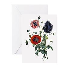 Poppy Art Greeting Cards (Pk of 10)
