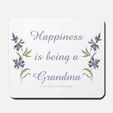 Happy Grandma Mousepad
