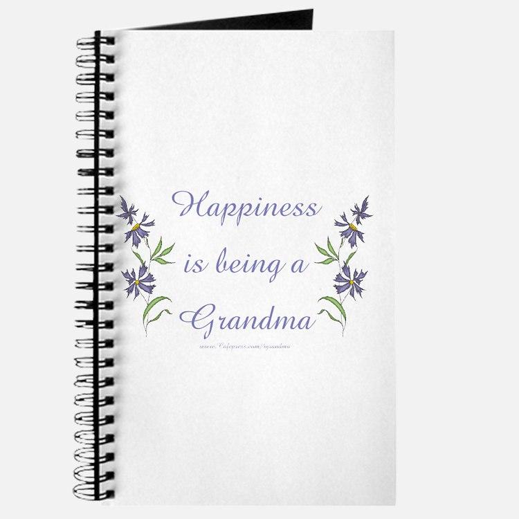 Happy Grandma Journal