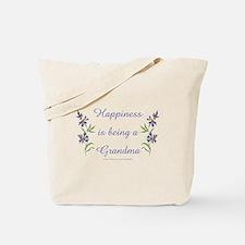 Happy Grandma Tote Bag