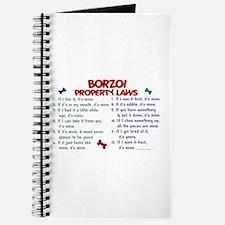 Borzoi Property Laws 2 Journal