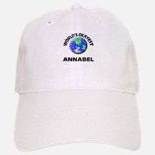 World's Okayest Annabel Baseball Baseball Cap