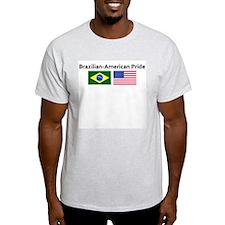 Brazilian American Pride T-Shirt