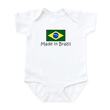 Made in Brazil Onesie